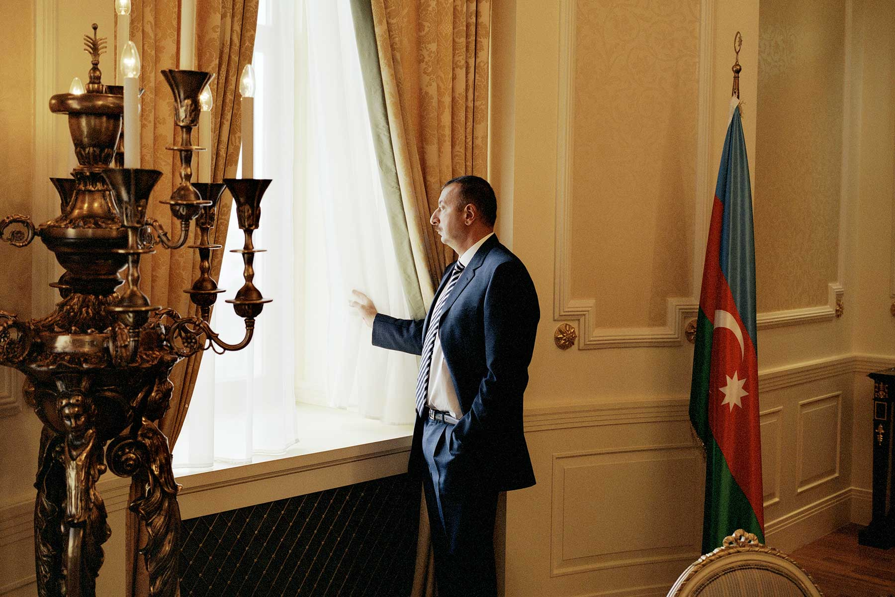 Azeri-President