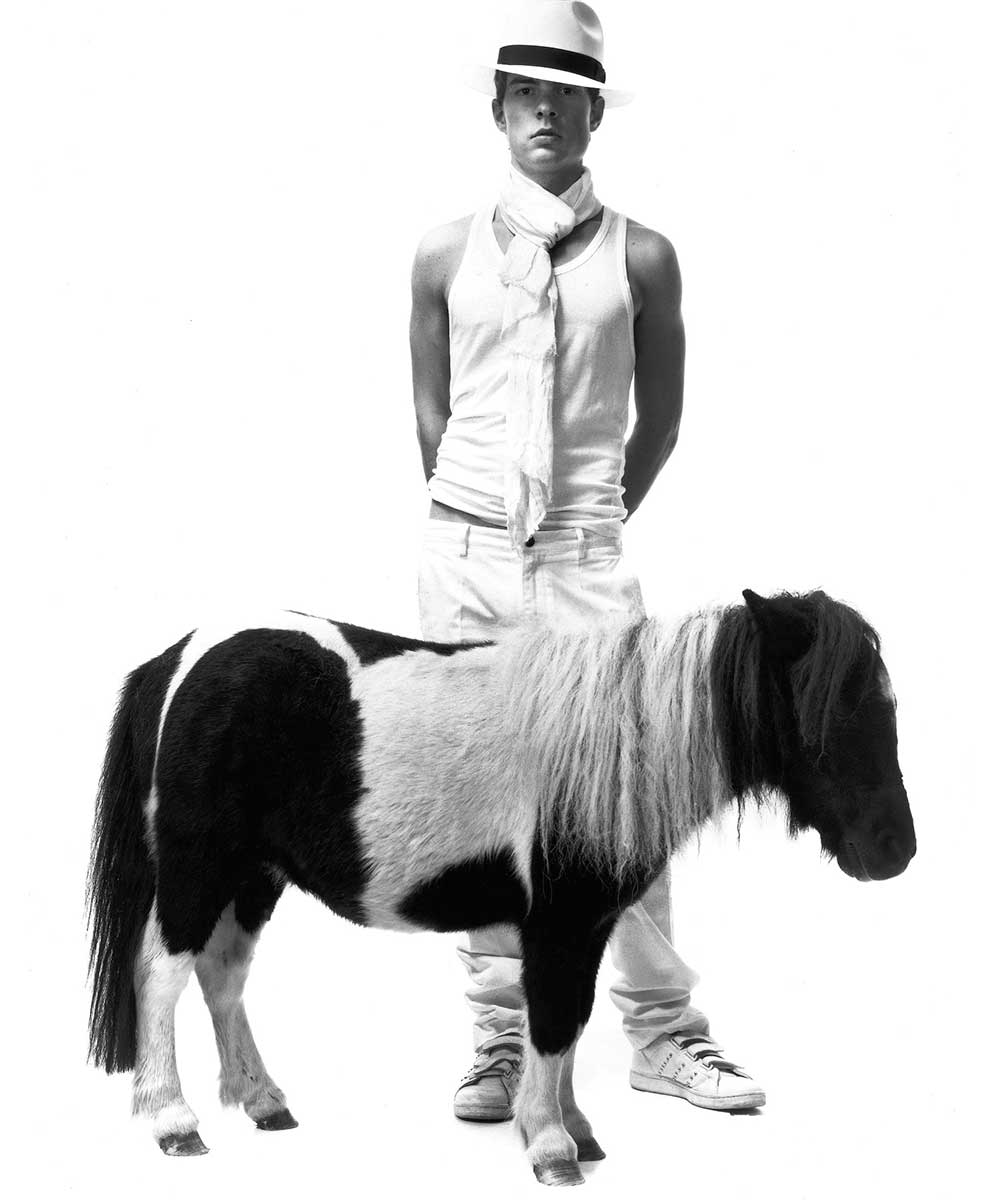 C_PonyScarfHat